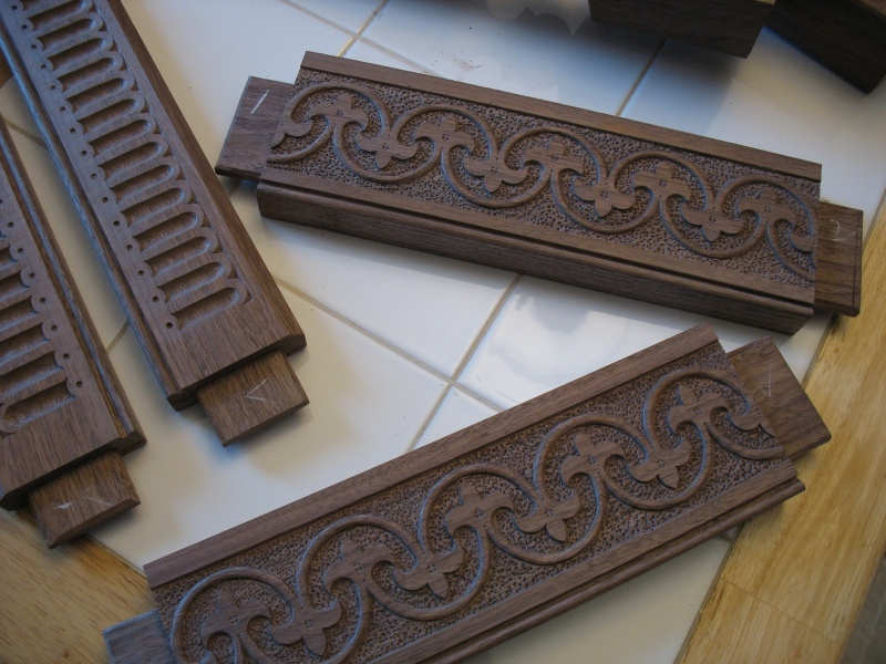 relief carving woodworking plans