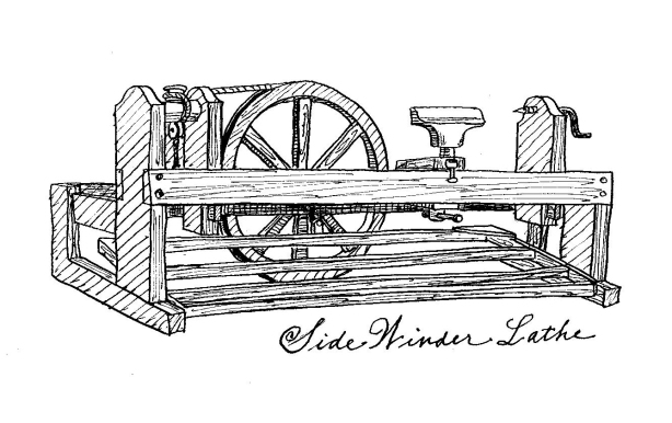 lathe furniture plans