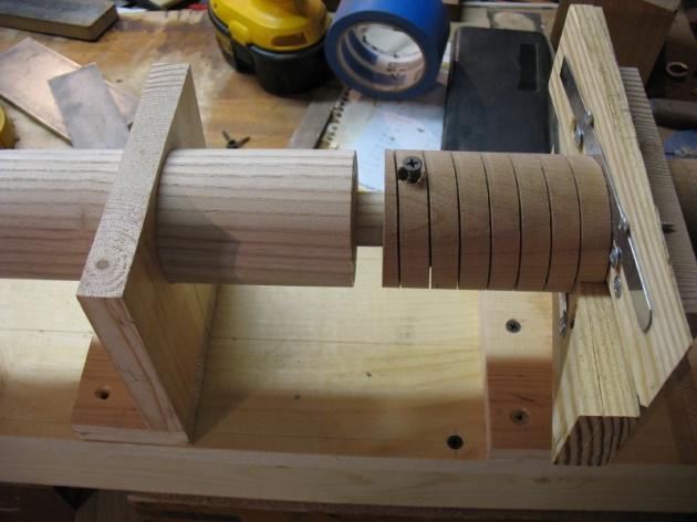 large wood lathe