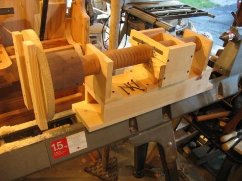 wood nuts