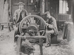 A gear from the mill