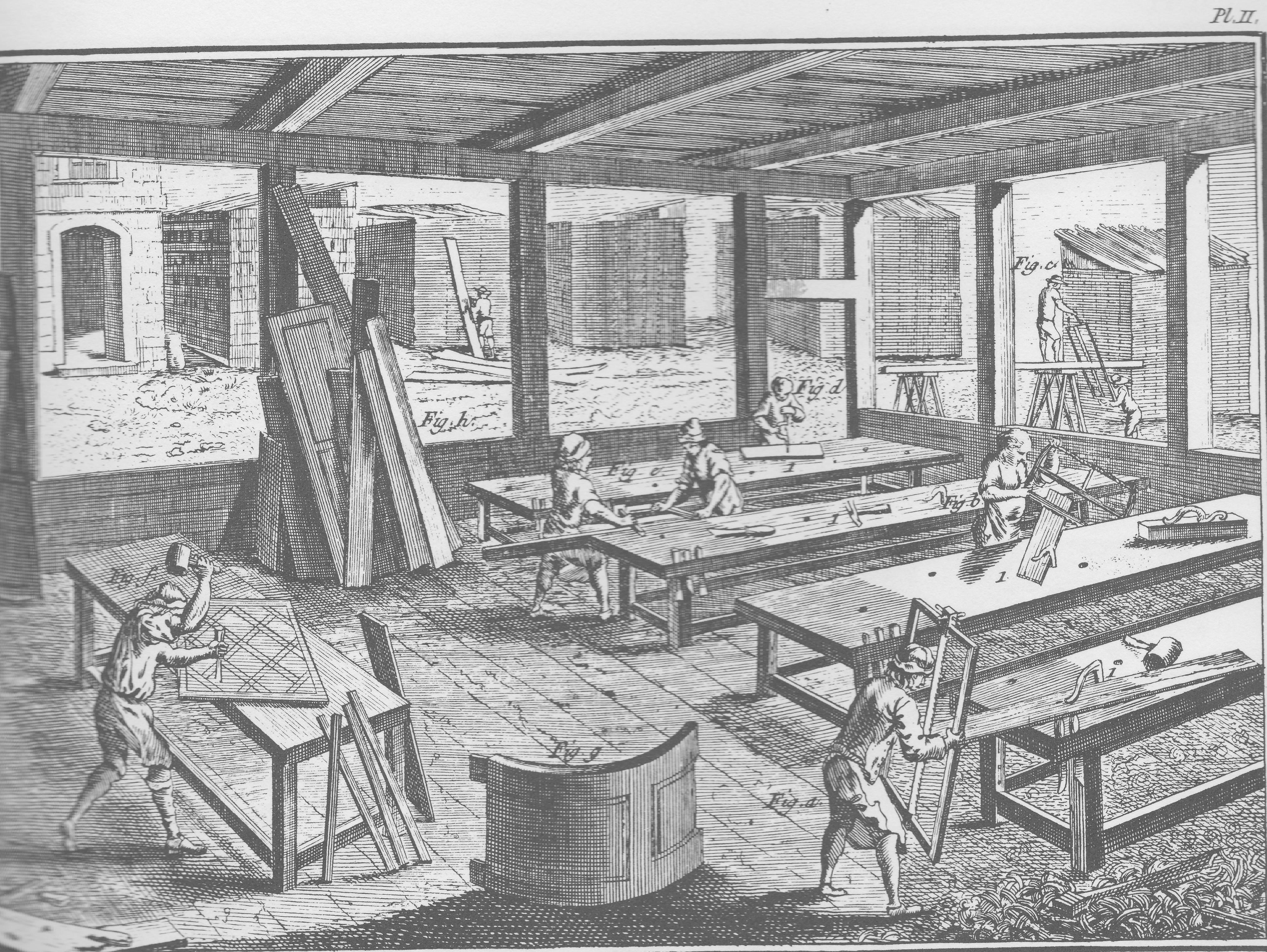 Roubo workbench | A Woodworker\u0027s Musings