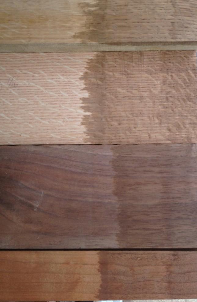 white wood dye