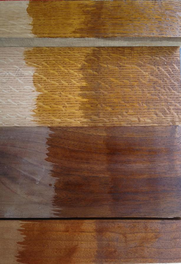 wood dyes and stains
