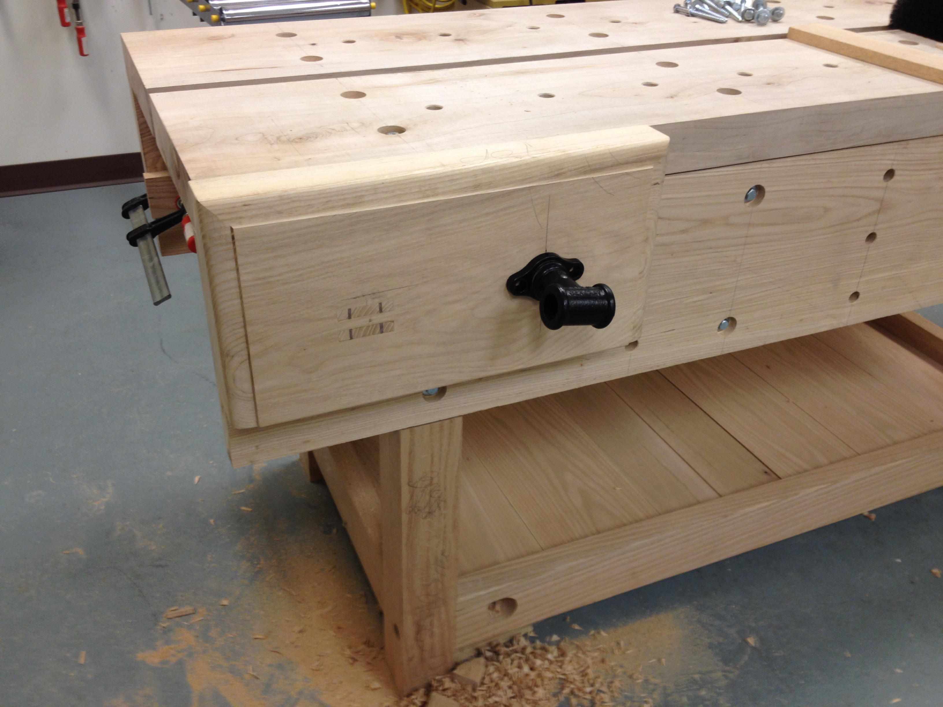 Nicholson bench | A Woodworker\'s Musings
