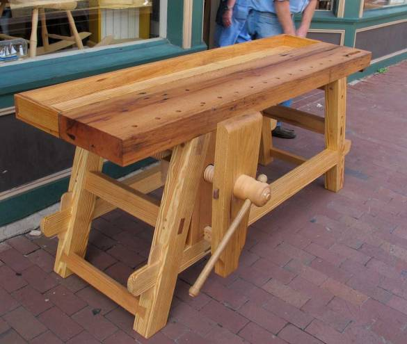 plans for bench