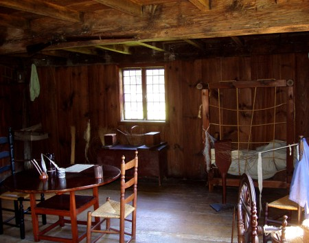 Rebecca_Nurse_Homestead_-_Danvers,_Massachusetts_(interior_view)